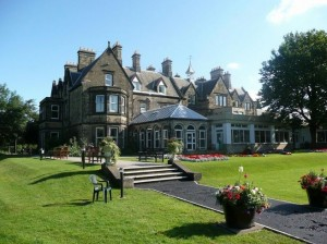 The venue for Swanwick Writers' Summer School