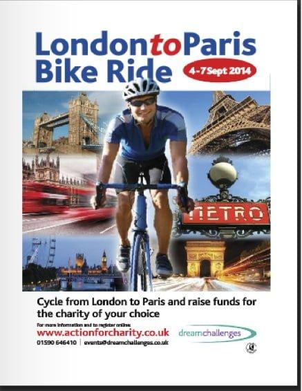 London-Paris bike ride 2014 copy