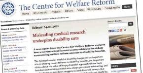 Centre for Welfare Reform copy