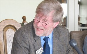 Dr Gordon Skinner, who died in 2013