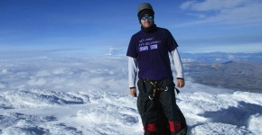 Ewan Ross on Cayambe - lo res