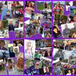 A photo montage of our happy band of fundraisers in 2014. Would you like to join them this year?