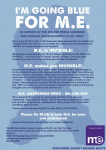 Go Blue for ME poster copy 2