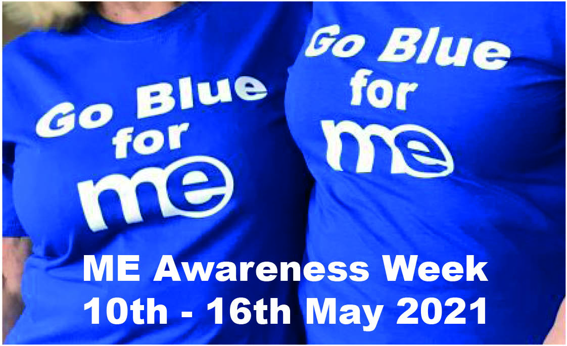 ME Awareness Week: let's celebrate as a community but keep it smart – and  apart!   The ME Association