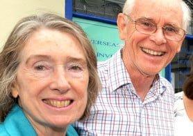 Janice and Bill Kent