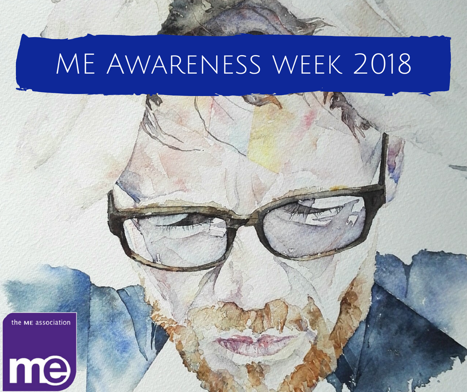 me awareness week 2018  u2013 go blue campaign raises double