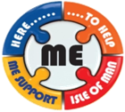 ME Support (IoM) logo