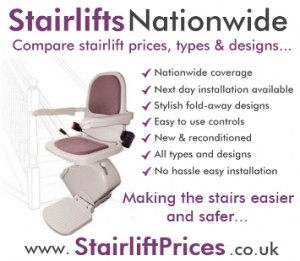 Stairlifts Nationwide ad