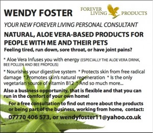 Wendy Foster ad copy 2
