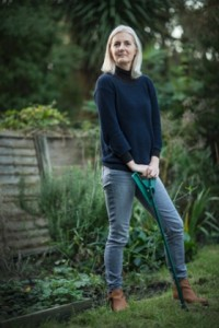 Catherine Hale, who suffers from ME Brockley London By David Levene 31/10/14